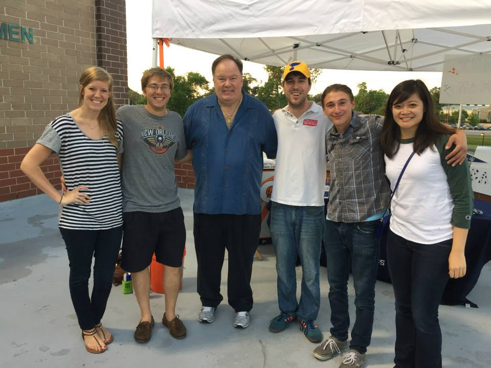 Meeting Mr. Belding!