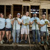 2015 Wave of Green Day of Service