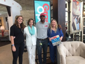 Rooms To Go Covington Grand Opening (April 22, 2017)